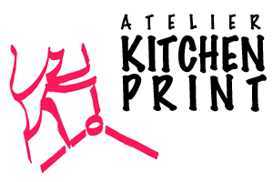 atelier kitchen-print